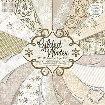 Gilded Winter - Block 12 x 12