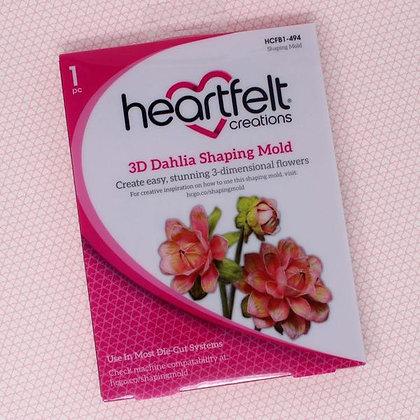 Texturador - 3D Dahlia Shaping mold