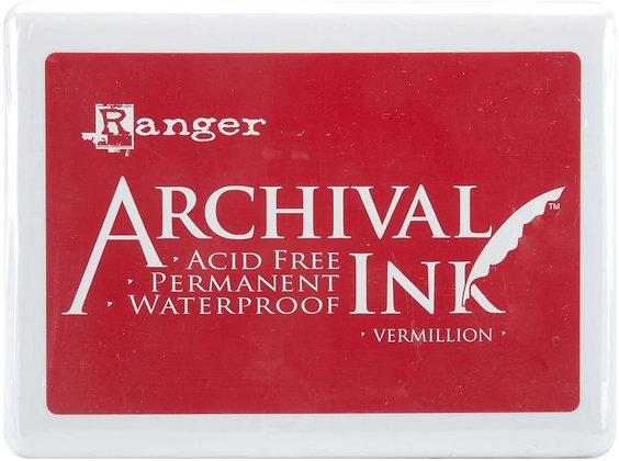 Jumbo tinta Archival - Ink Vermillion