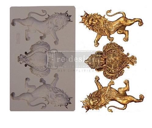 Royal Emblem - Molde 5''x 8''