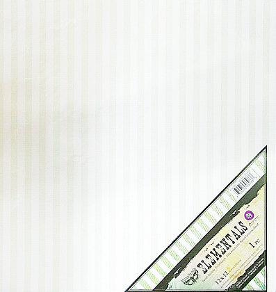 Elementals - 12x12 Resist Canvas Textura de rayas - Lona de 12 x12