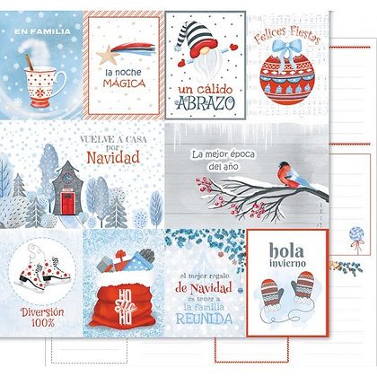 Recortable - Christmas Greeting cards