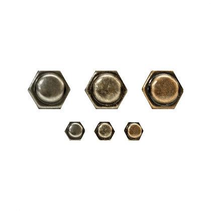 Hex fasteners - Sujetadores hexagonales