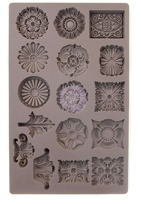 Etruscan Accents - Molde 5''x 8''