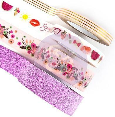 Set de washi tapes - Good vibes - Cinta de decoración