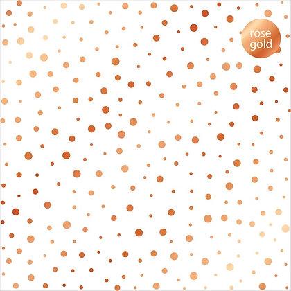 Acetato foil - Polka dots