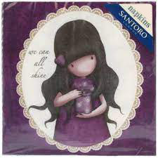 Servilleta Santoro - We can all shine