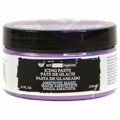 Icing paste - Amethyst magic