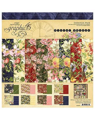 Floral Shoppe - Block 12 x 12