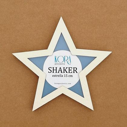 Shaker - Estrella 15 cm