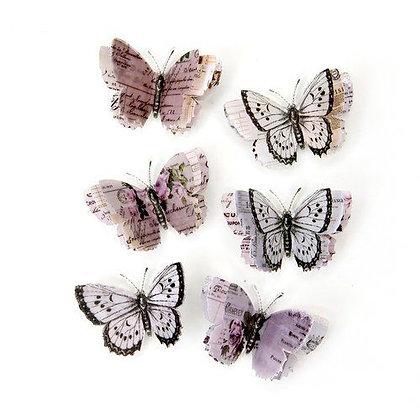 Prima Flowers - Mariposas 1