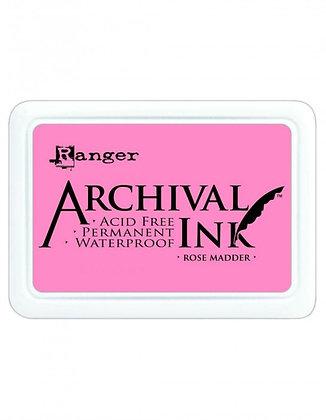 Tinta Archival - Ink Rose Madder