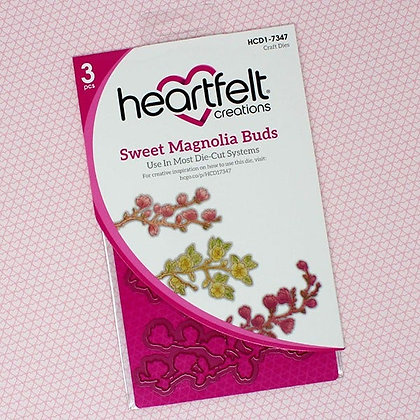 Troquel Sweet Magnolia Buds