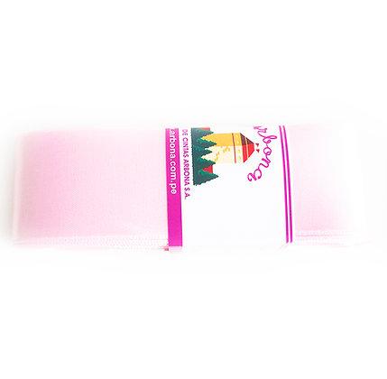 Cinta Rosa 4 cm de ancho