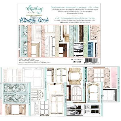 Window Book - Block 6 x 8