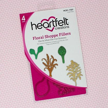 Troquel Floral Shoppe Fillers