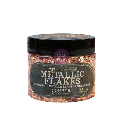 Metal flakes - Cooper