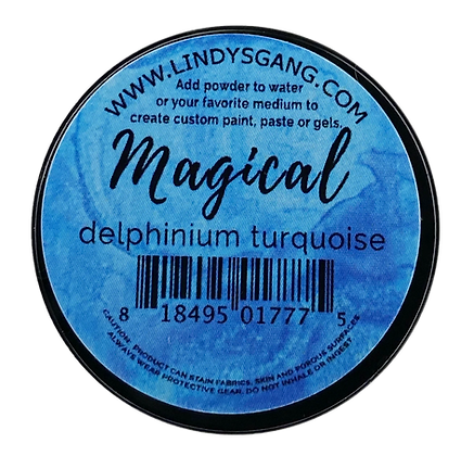Magical - Delphinium turquoise
