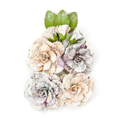 Jolene - Flores de papel