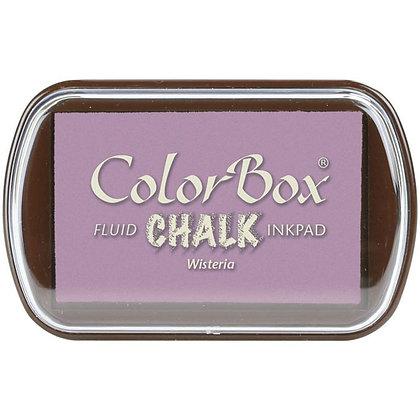 Color Box Fluid Chalk - Wisteria - Pad de tinta