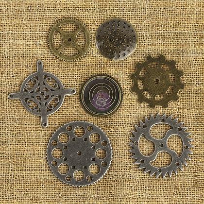 Mechanicals Gears - Mini engranes