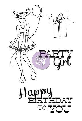 Sello Party Girl