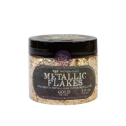 Metal flakes - Gold