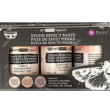 Stone effect paste  - Pasta de efecto de piedra