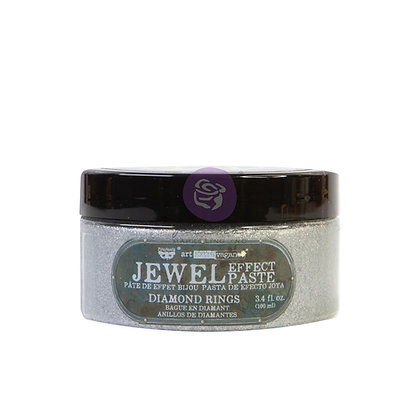 Art Extravagance Jewel Texture Paste Diamond Rings