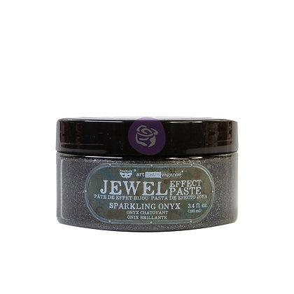 Art Extravagance Jewel Texture Paste Sparkling onyx