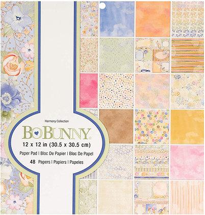 Harmony - Block 12 x 12 - Bo bunny