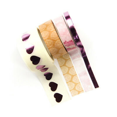 Set de washi tapes - Love story - Cinta de decoración
