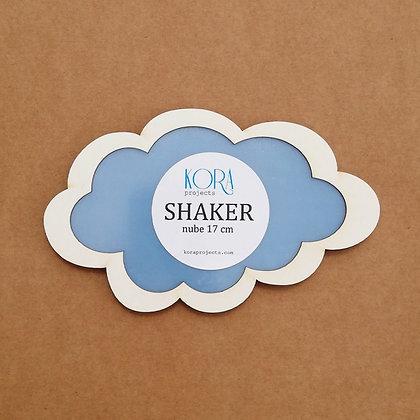 Shaker - Nube 17 cm