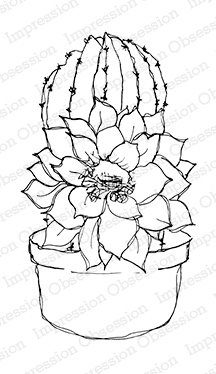 Sello Cactus