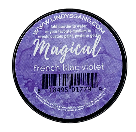 Magical - French lilac violet