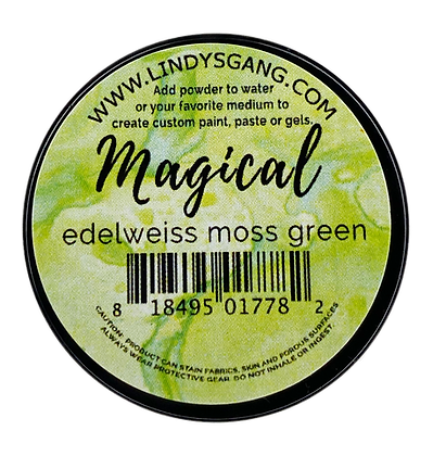 Magical - Edelweiss Moss Green