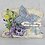 Thumbnail: Sello Small Floral Butterfly