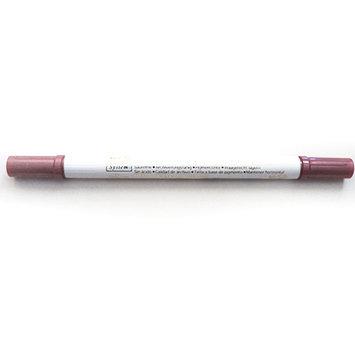Calligraphy Metallic Dual-Tip Marker Rojo - Rotulador punta doble