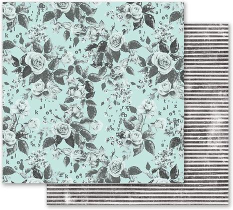 Hoja 12 x 12 - Something floral