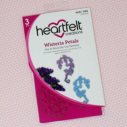 Troquel y Sello Wisteria Petals