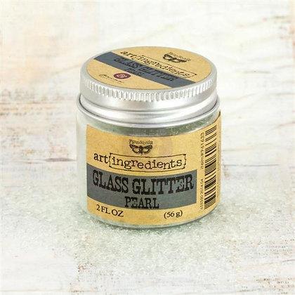 Glass Glitter Pearl- Art ingredients