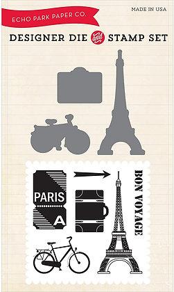 Troqueles y sellos - Paris