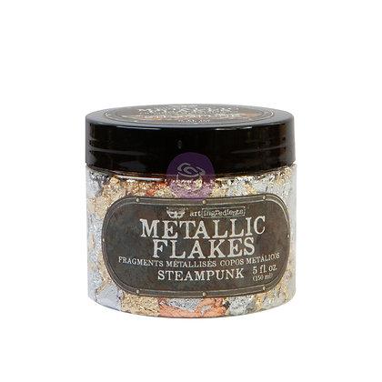 Metal flakes - Steampunk