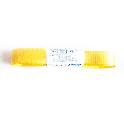 Cinta Amarillo 1.3 cm de ancho