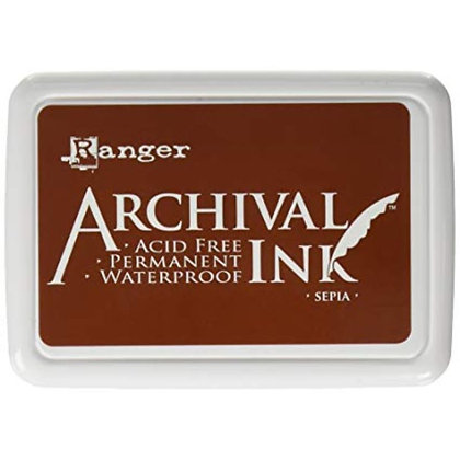 Tinta Archival - Ink Sepia