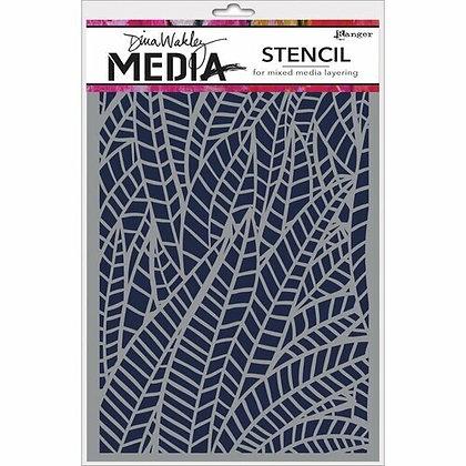 Stencil Jungle - Diana wakley media
