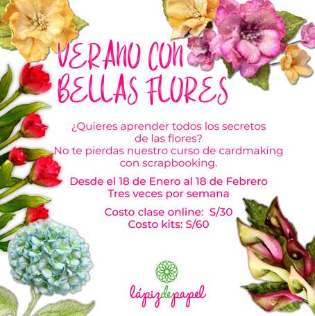ABC de las flores - Curso online