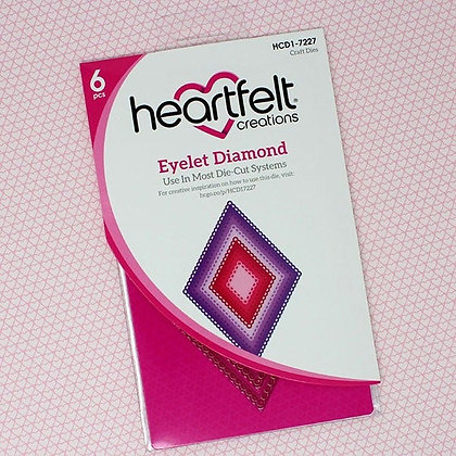 Troquel Eyelet Diamond
