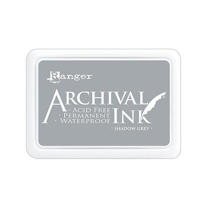 Tinta Archival - Ink Shadow Grey
