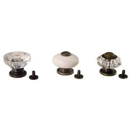 Curio knobs - Mini Perillas